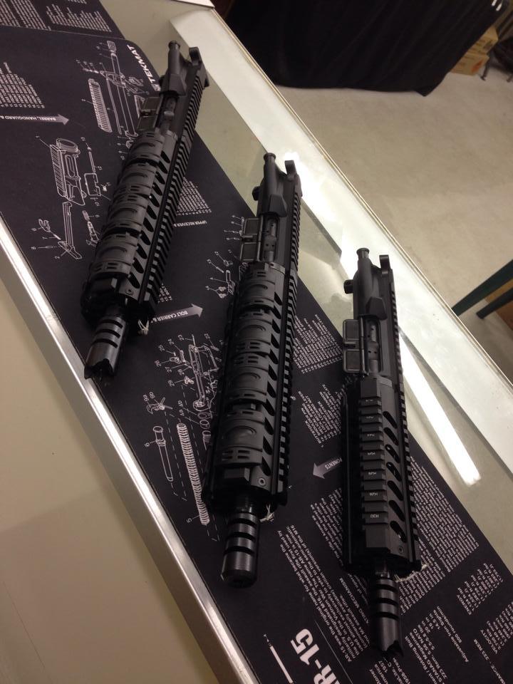 pistol uppers